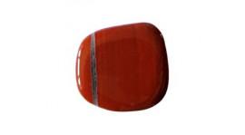 Laja de Jaspe rojo (4x3cm)