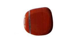 Lastra di diaspro rosso (4x3cm)