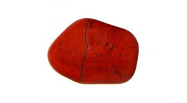 Jaspe rojo canto rodado (70-90g)