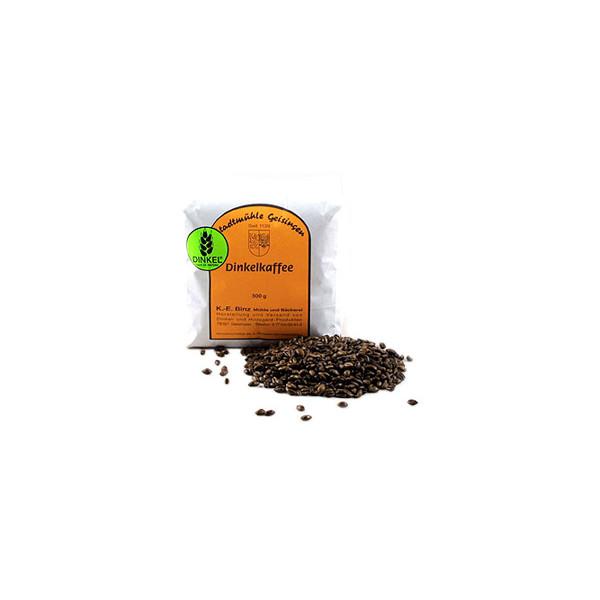 Café de espelta (no hibridada) en grano