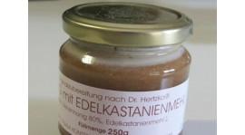 Miel con harina de castañas